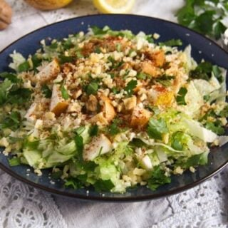 Pear Celeriac Salad