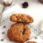 muesli cookie 150x150 Muesli Peanut Butter Cookies with Cinnamon and Cranberries