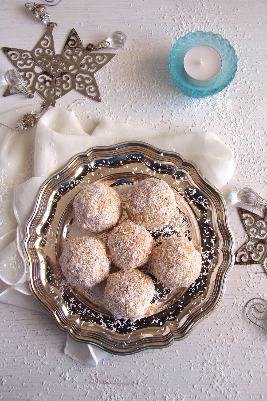 snowballs mandarines Snowballs