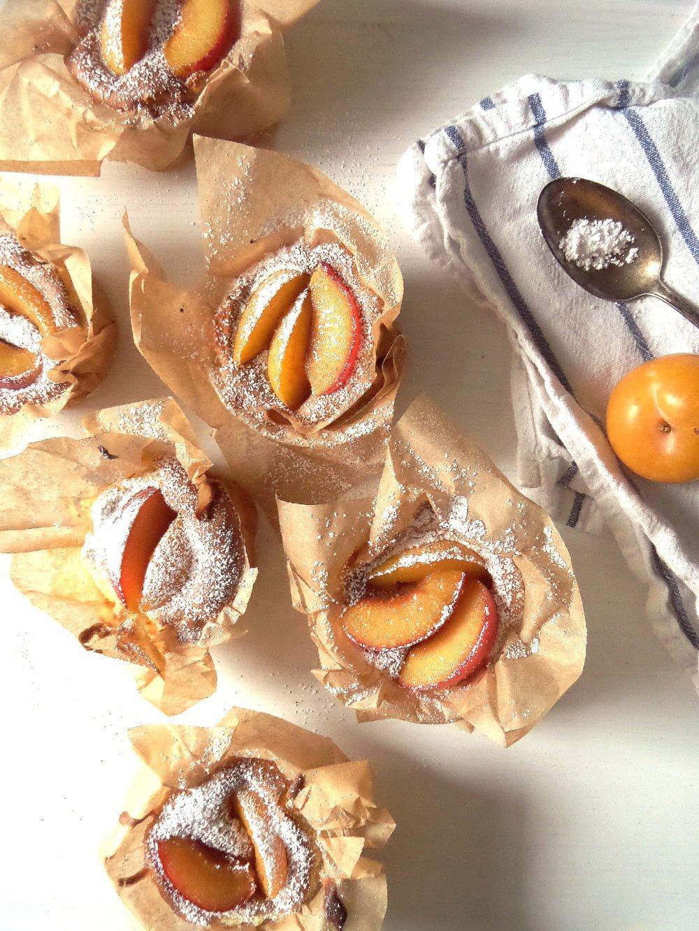 plum clafoutis3 Quick Apple Cinnamon Doughnut Muffins