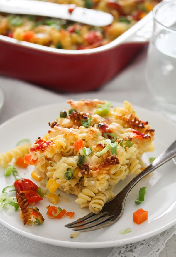 easy pasta bake 9 Easy Pasta Bake Recipe