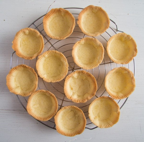 premade mini pie shells