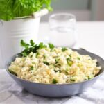 orzo salad 1 150x150 Orzo Pasta Salad with Cucumbers, Feta and Mint