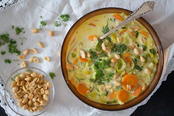 peanut soup