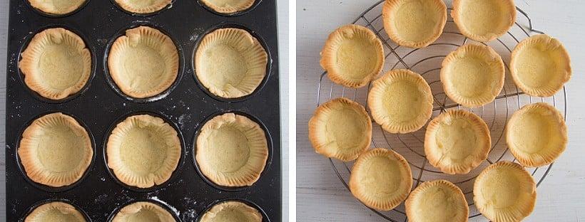 premade tart shells