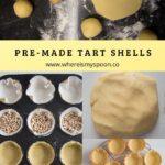 how to make mini pie shells