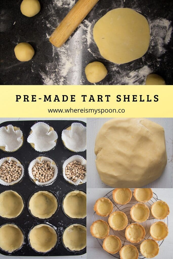 how to make mini pie shells