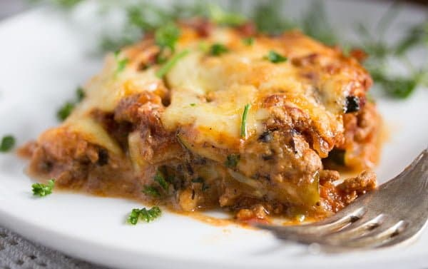 low carb zucchini lasagna 14 Cooking Zucchini – Over 30 Easy Zucchini Recipes