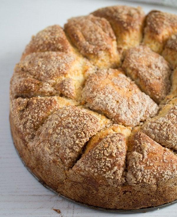 yeast cake 11 Pull Apart Yeast Cake – Hungarian Coffee Cake