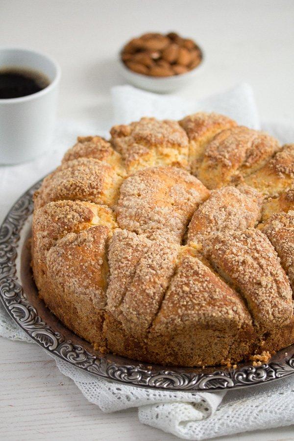 yeast cake 12 Pull Apart Yeast Cake – Hungarian Coffee Cake