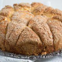yeast cake 13 200x200 Pull Apart Yeast Cake – Hungarian Coffee Cake