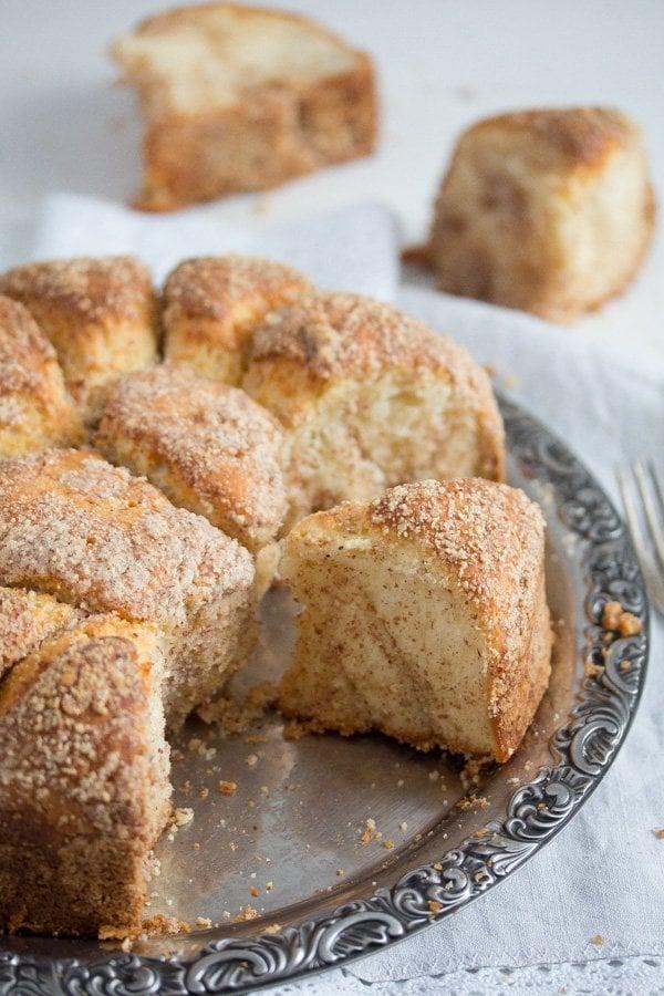 yeast cake 22 Pull Apart Yeast Cake – Hungarian Coffee Cake