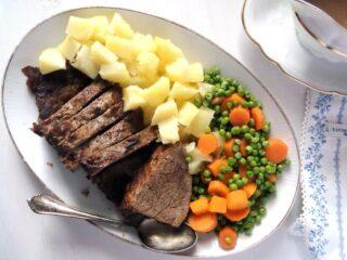 Balsamic Roast Beef