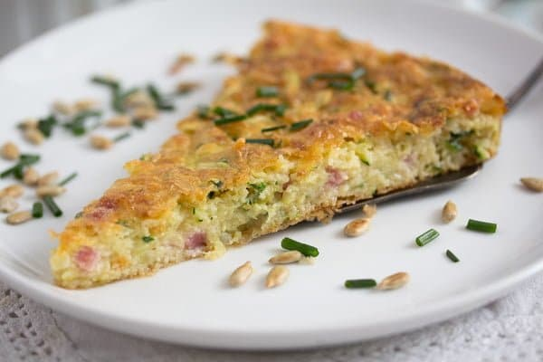 zucchini pie 12 Cooking Zucchini – Over 30 Easy Zucchini Recipes