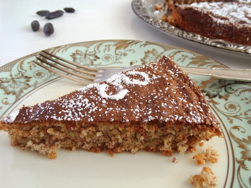 arabian almond cake Flourless Arab Almond Cake with Ground Almonds and Tonka