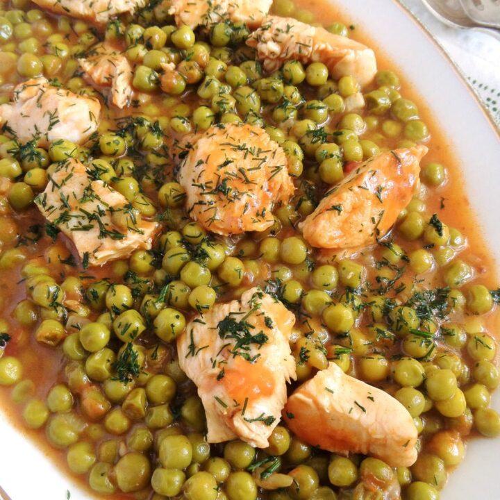 romanian chicken recipes