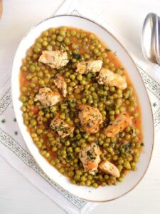 pea chicken stew romanian 225x300 pea chicken stew romanian
