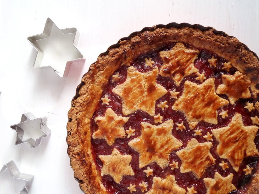 Linzer Torte - Where Is My Spoon
