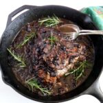 Turkey Breast In Blueberry Balsamic Sauce - Where Is My Spoon