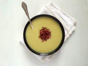 jerusalem sunchoke soup 300x225 Jerusalem Artichoke Soup