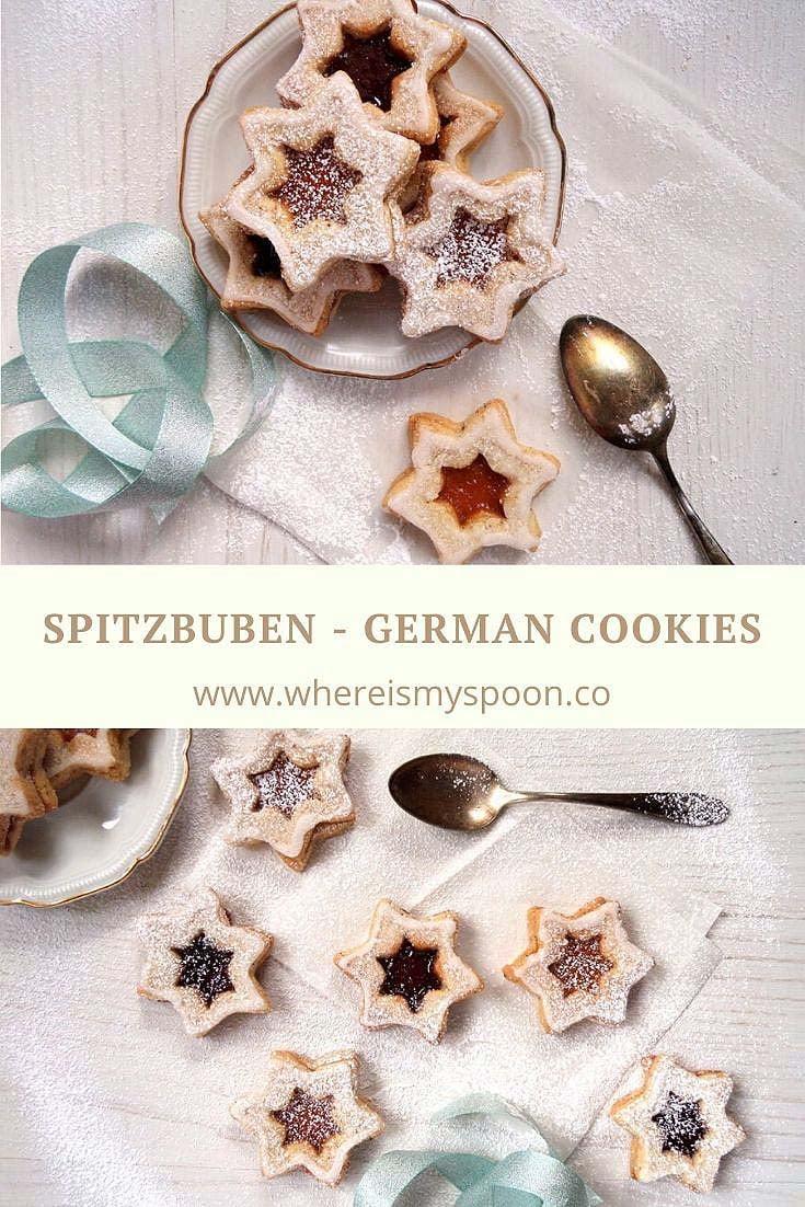spitzbuben german cookies Spitzbuben – German Cookies