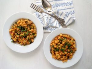pasta veg eggplant 300x225 pasta veg eggplant