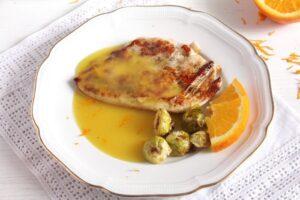 chicken with orange sauce 300x200 Chicken in Orange Sauce