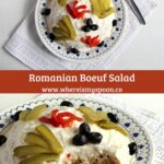 potato salad with chicken and mayonnaise