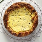 Romanian Easter Cheesecake - Pasca