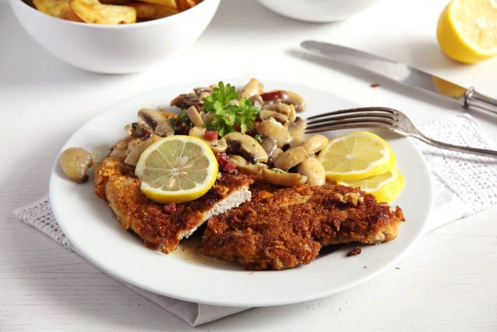 schnitzel jaeger 1 10 Most Popular Posts of 2017 on Where Is My Spoon