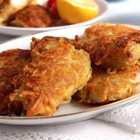 Potato Crusted Chicken