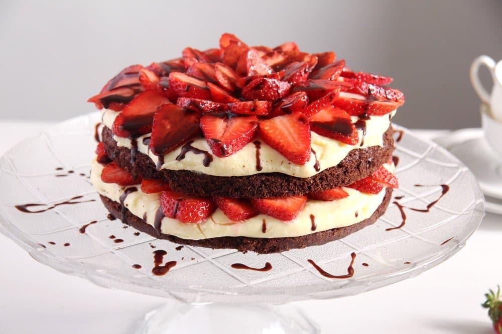 Chocolate Brownie Pudding Recipe pics