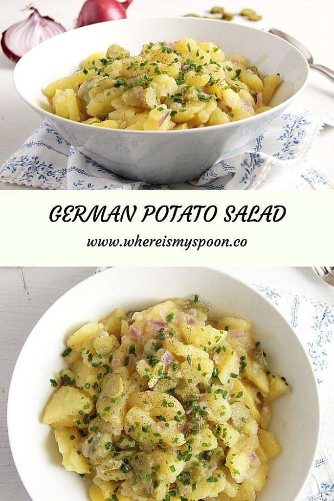 german potato salad 683x1024 German Potato Salad
