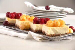 cherry cheesecake 300x200 cherry cheesecake