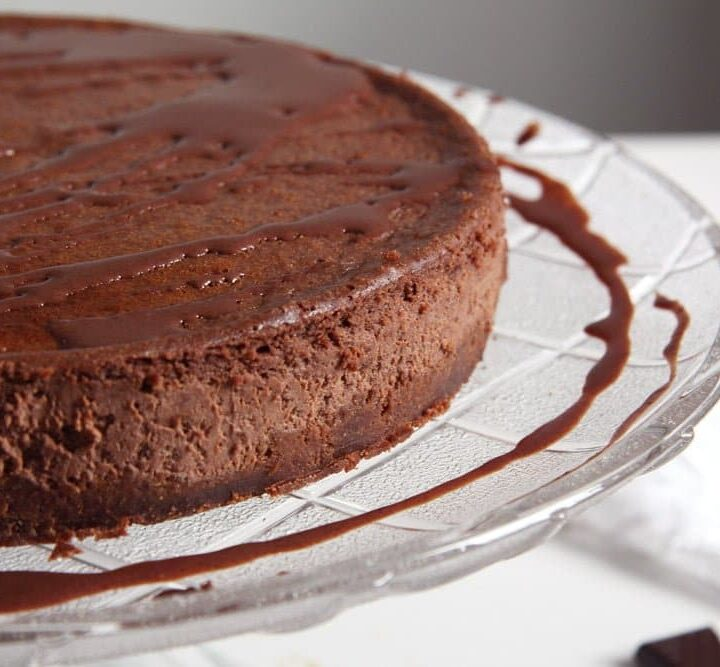 nigella chocolate cheesecake