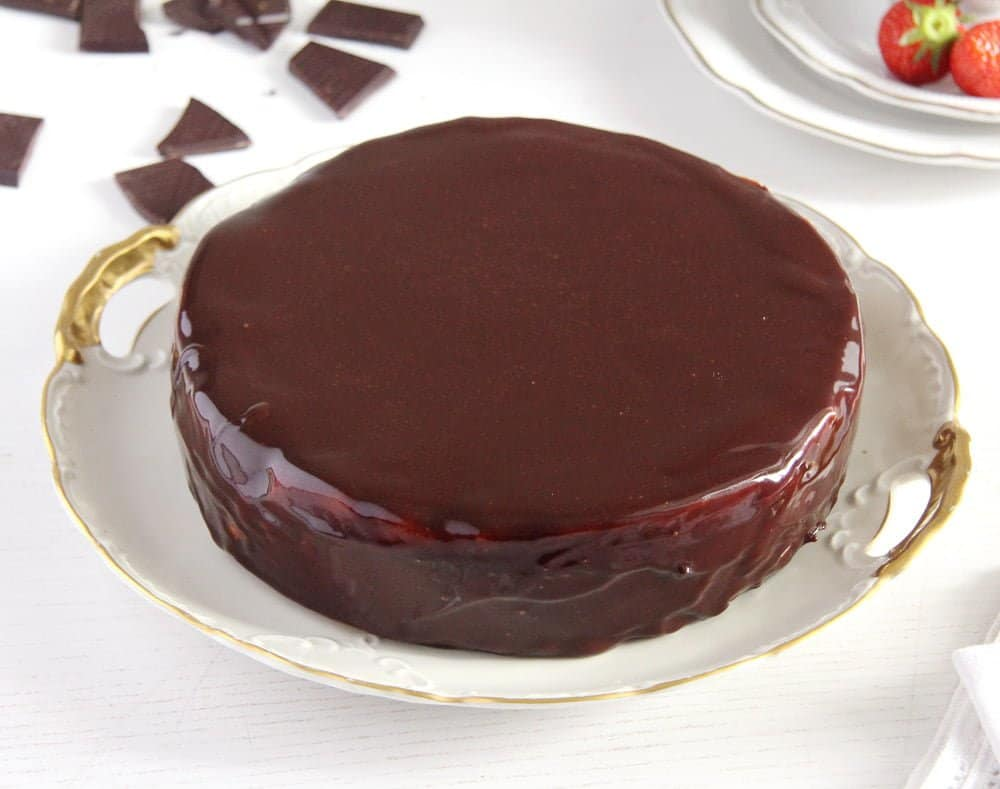 Chocolate Vegan Cake Whole Foods