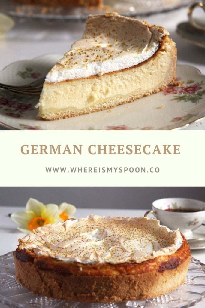 german cheesecake 1 683x1024 German Cheesecake