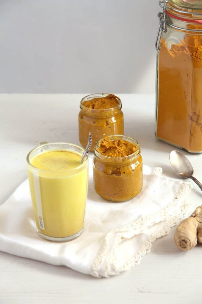 Turmeric Paste for Golden Milk