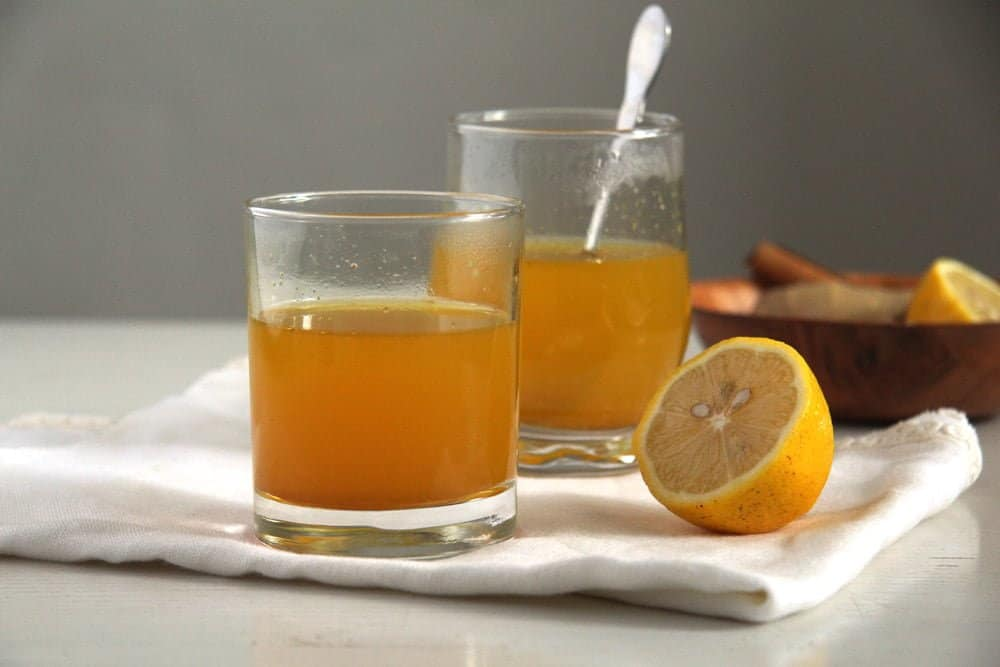 Ginger Turmeric Tea – Golden Tea
