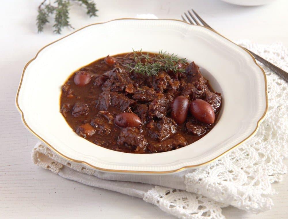 french beef Romanian Lamb Stew – Tocanita de miel