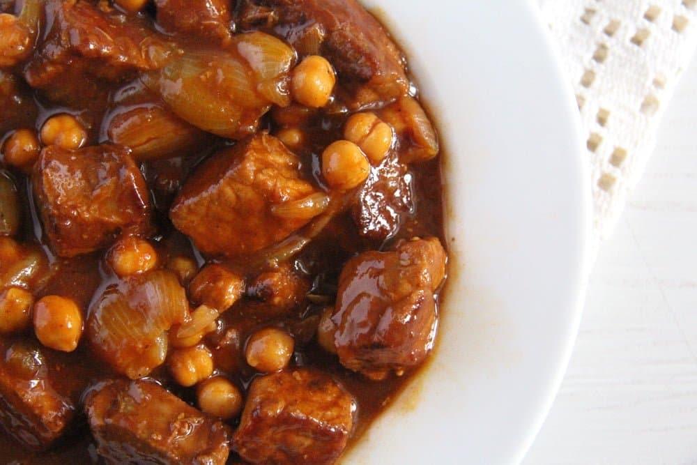 Onion Pork Stew