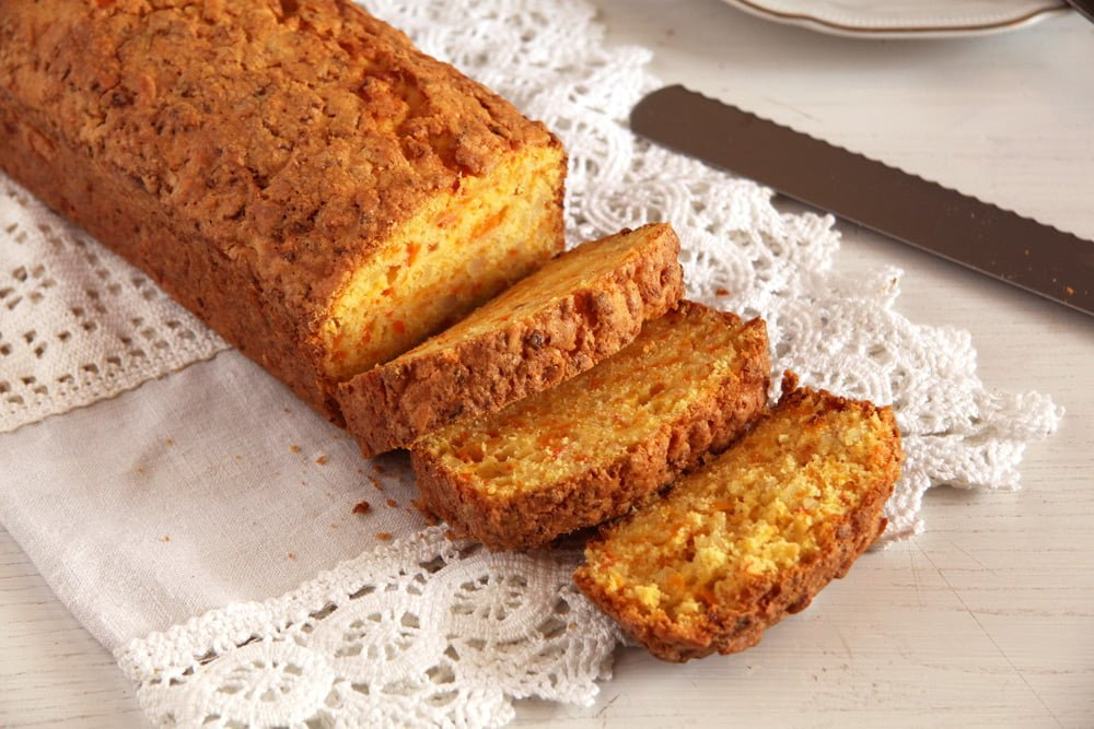 pumpkin almond bread it 39 s all about home cooking. Black Bedroom Furniture Sets. Home Design Ideas