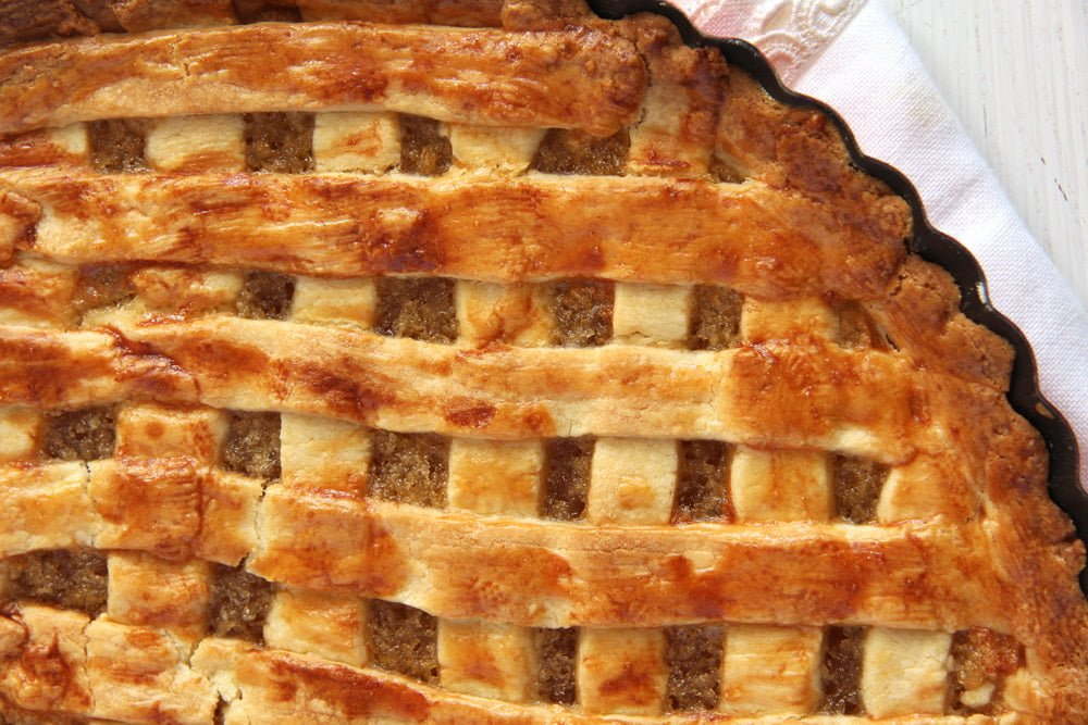 Harry Potter's Treacle Tart