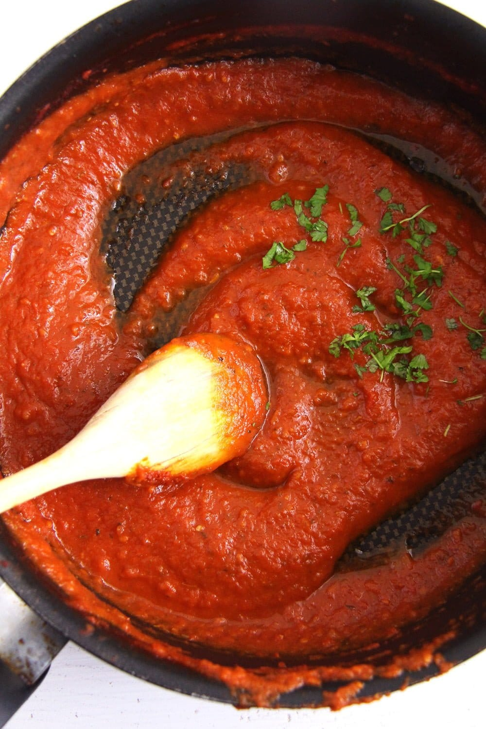 Spicy Marinara Sauce
