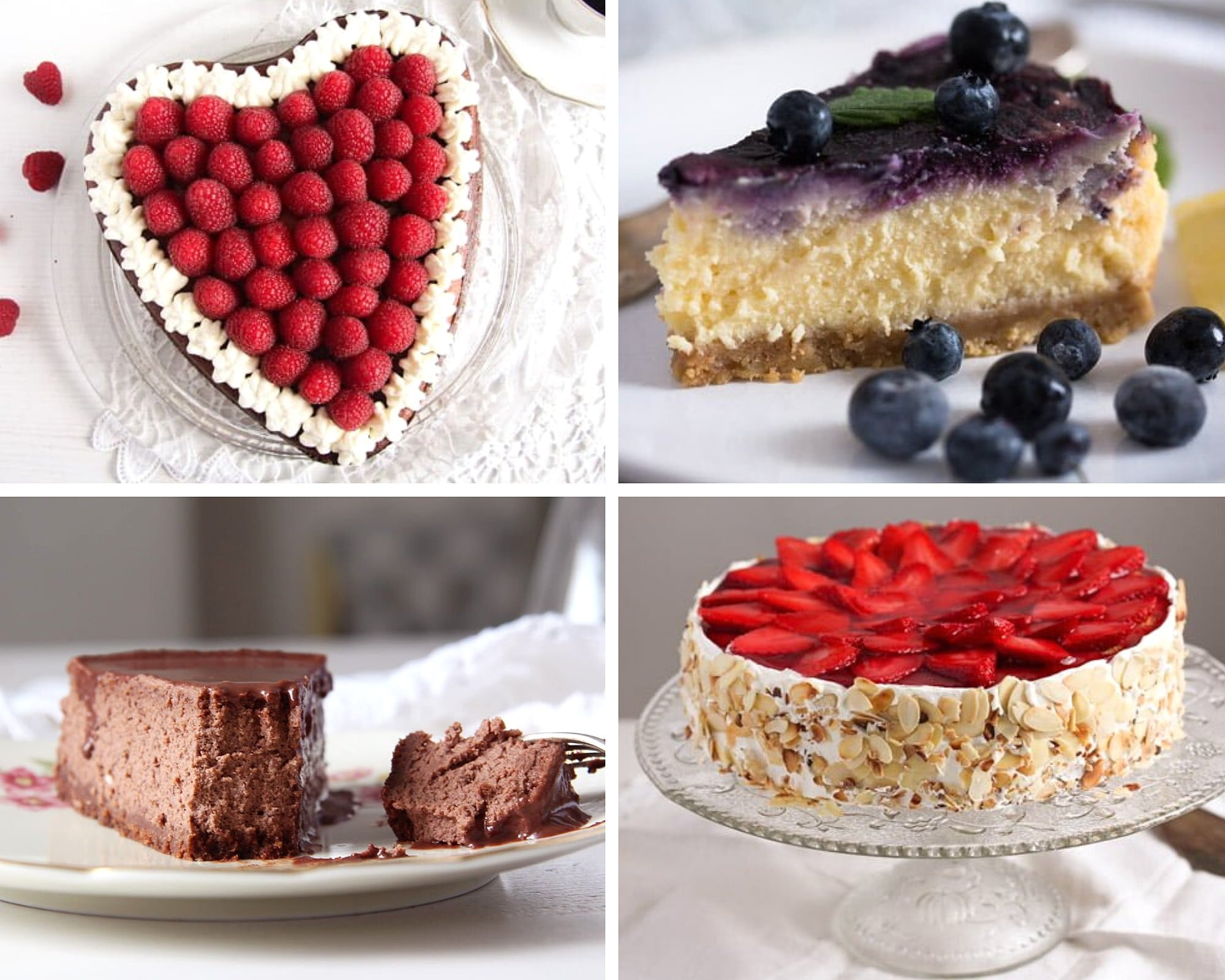 Cheesecakes for Mother's Day