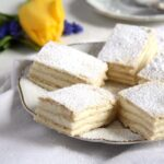 romanian lemon cake butter 150x150 Layered Lemon Cake Recipe with Lemon Buttercream