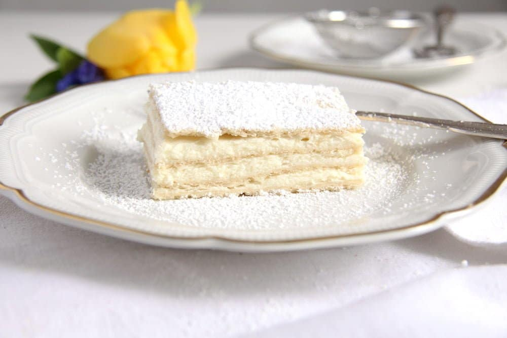 romanian lemon Layered Lemon Cake Recipe with Lemon Buttercream
