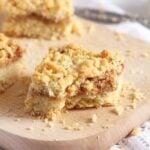 apricot jam cake romanian 150x150 Apricot Jam Crumble Cake with Walnuts   Prajitura razuita