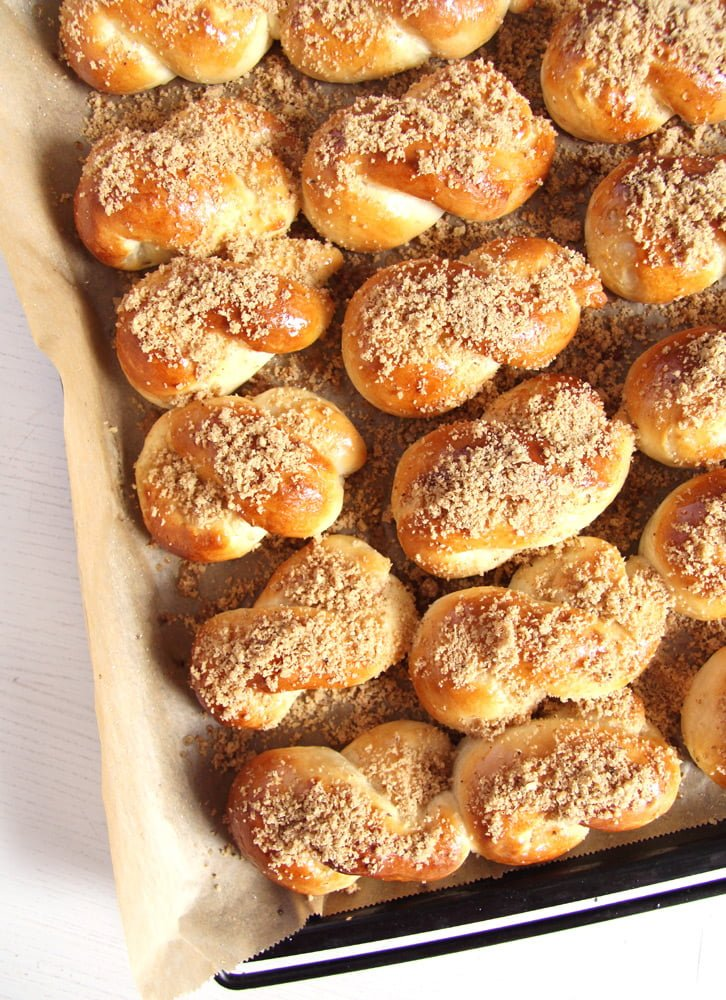 Moldavian Yeast Pastries – Mucenici