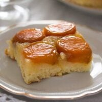 upside down apricot cake 5 200x200 Upside Down Apricot Cake with Fresh Apricots